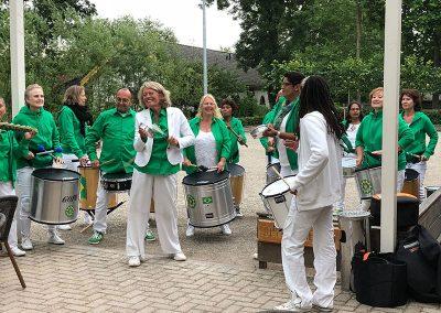 Optreden Samba Vivaz Avondvierdaagse Brediuspark Woerden