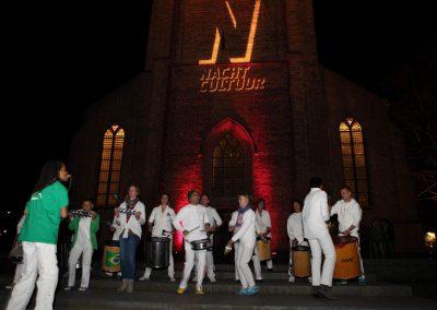 Optreden Samba Vivaz by night Nachtcultuur Woerden
